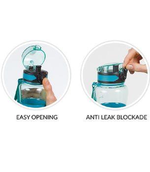 """Бутылка для воды CoolPack """"Tritanum"""" 550 мл голубая"""