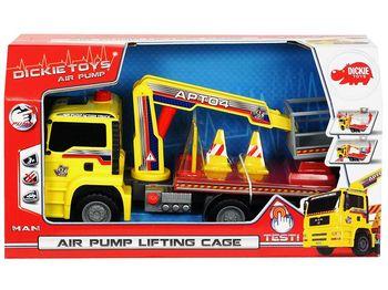 cumpără Dickie Air Pump Camion cu despozitiv de ridicare, 29 cm în Chișinău