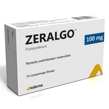 cumpără Zeralgo 100mg comp. film. N15 în Chișinău