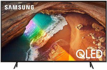 купить TV QLED Samsung QE55Q60RAUXUA, Black в Кишинёве