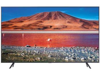 "50"" TV Samsung UE50TU7170UXUA, Titan (SMART TV)"