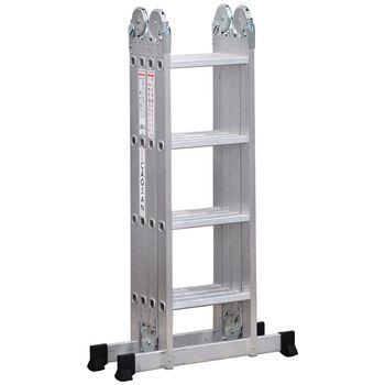 купить Шарнирная лестница (4x4ст) AK016 в Кишинёве