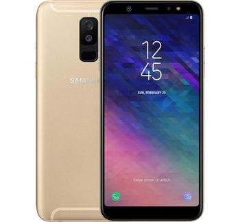 купить Samsung A605FD Galaxy A6 Plus Duos (2018), Gold в Кишинёве