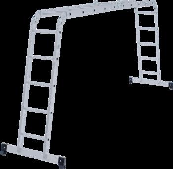 купить Шарнирная лестница (4x5ст) 1320405 в Кишинёве