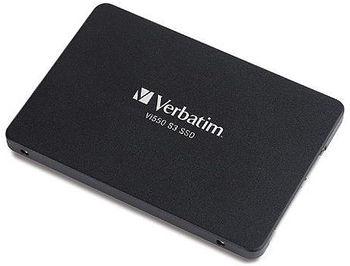 """256GB SSD 2.5"""" Verbatim Vi550 S3 (49351), 7mm, Read 560MB/s, Write 460MB/s, SATA III 6.0 Gbps (solid state drive intern SSD/внутрений высокоскоростной накопитель SSD)"""