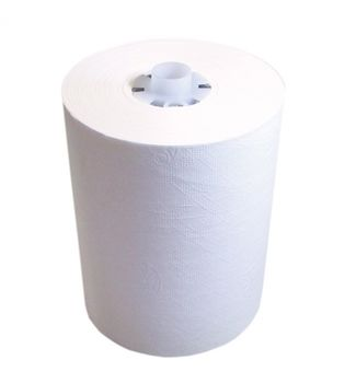 Matic - Бумажные полотенца белые 2 слоя 150 м
