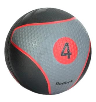 Медицинский мяч 4 кг d=22.8 см Reebok RSB-10124 (4977)
