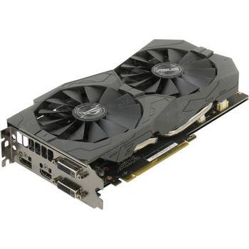 "купить ""VGA ASUS GTX1050Ti 4GB GDDR5 ROG Strix Gaming //  GeForce® GTX 1050 Ti, 4GB GDDR5, 128 bit, Engine 1392/1430MHz (OC Mode), Memory 7008MHz, Active Cooling (2x fans), DVI-D *2, HDMI-2.0b *1, Display Port-1.4 *1"" в Кишинёве"