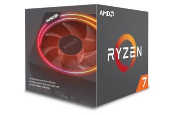 CPU AMD Ryzen 7 2700 2nd Gen