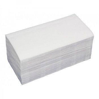 Бумажные полотенца Fesko, 2 слоя, V сложения, 150 листов, (белые).