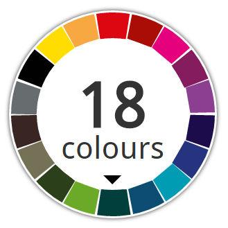 купить SIMPLICOL Intensiv - Краска для окрашивания одежды в стиральной машине, красная роза в Кишинёве