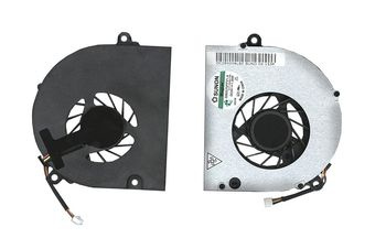 CPU Cooling Fan For  Acer Aspire 5552 5252 5253 5742 (Discrete Video) 5551 5741 5251 TravelMate 5740 5741 (3 pins)