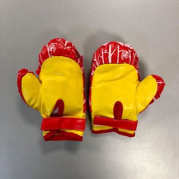 Набор боксерский детский (груша + перчатки) d=16 см, l=50 см Х 321-13 (3966)