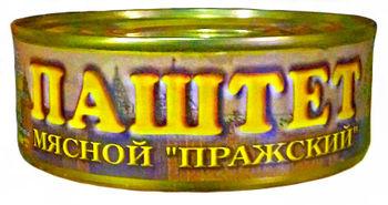 """cumpără Pate din carne  """"Пражский""""  240ml în Chișinău"""
