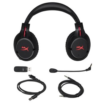 Наушники Gaming HyperX Cloud Flight, Black