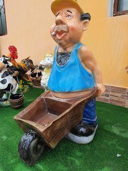 cumpără Muncitor cu roaba (h= 80 cm) în Chișinău