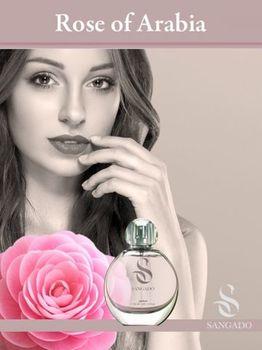 ROSE OF ARABIA (TRANDAFIR & PACIULI) - Parfum pentru femei 50ml