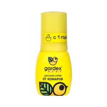 cumpără Gardex Baby Spray contra țânțari /24/ 50ml în Chișinău