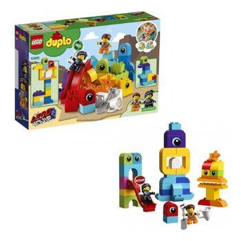 "LEGO DUPLO ""Пришельцы с планеты DUPLO"", арт.10895"