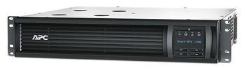 APC Smart-UPS 1500VA LCD Rack Mount 2U, Black,  230V, line-interactive, PowerChute Business Edition, RS-232, USB, SmartSlot (option RBC133 battery)