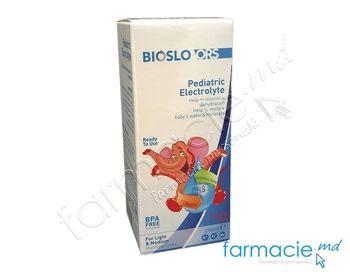 купить Bioslo ORS solutie orala pentru rehidratare (1 an+) cu gust de mar 250ml в Кишинёве