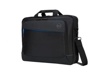 купить Dell Essential Briefcase 15 (ES1520C) - Notebook carrying case, Zippered, weather-resistant, zippered front pocket, Black reflective printing. в Кишинёве