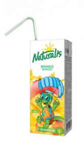 Naturalis bautura piersici-mango 0,2 L