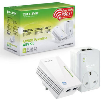 купить AV500 Powerline Wi-Fi Kit TL-WPA4226KIT в Кишинёве