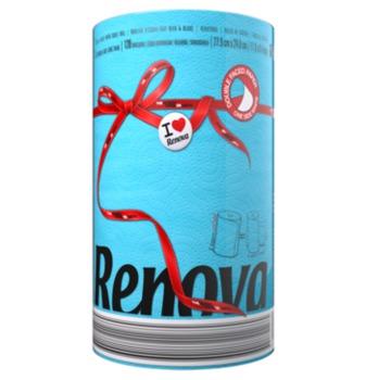 """купить RENOVA Бумажные полотенца """"Blue""""(1) 8020862 в Кишинёве"""