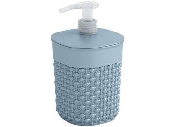 Dozator pentru sapun lichid Filo 9X16cm, grafit