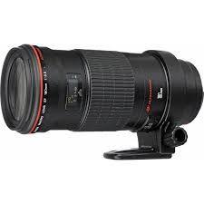 купить Prime Lens Canon EF 180mm, f/3.5L USM Macro Lens в Кишинёве