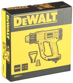купить Фен строительный DeWALT D26411 в Кишинёве