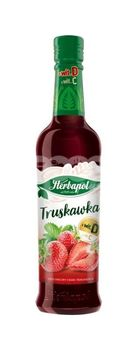 Сироп Herbapol Strawberry, 420 мл