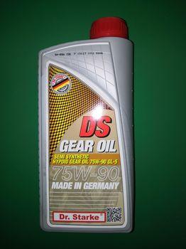 купить Трансмисионное масло Boost Oil DS SAE 75W-90 GL-5 - 1 л в Кишинёве