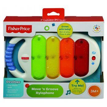 купить Fisher Price Ксилофон цветной в Кишинёве
