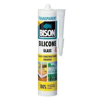 Bison Силикон Glass Бесцветный 280мл