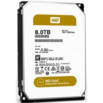 "8.0TB-SATA-256MB Western Digital ""Gold Enterprise Class"