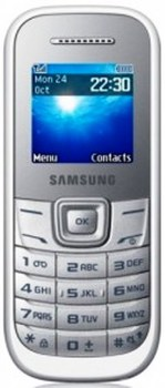 Samsung E1202 White 2 SIM (DUOS)