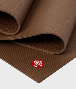 Mat pentru yoga  Manduka PRO  BROWN METALLIC -6mm