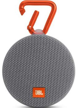 JBL  JBLCLIP2GRAYEU Clip 2  Bluetooth speakers Gray