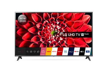 """75"""" LED TV LG 75UN71006LC, Silver"""