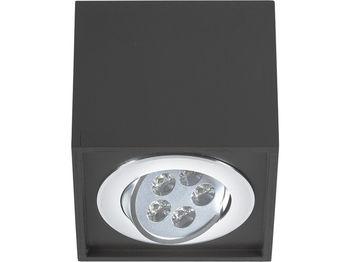 купить Светильник BOX LED сер-коричн 5W 6420 в Кишинёве