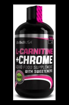 купить L-CARNITINE + CROME 500 ML в Кишинёве