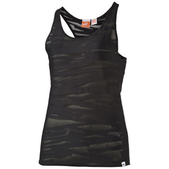 Puma WT Mesh It Up Layer Tank