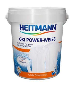 OXI-Power Weiss - Îndepartarea petelor de pe rufe albe pe baza de oxigen activ, 750g,