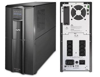 купить APC Smart-UPS SMT2200I 2200 VA/1980 Watts, LCD, Interface Port SmartSlot, USB, 230V, battery RBC55 в Кишинёве