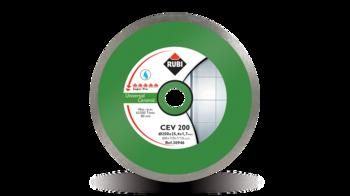 купить Алмазный диск для керамики СПЛОШНОЙ CEV-250 SUPERPRO в Кишинёве