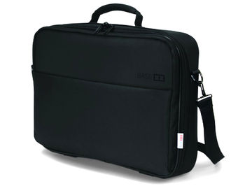 "Dicota D31127 BaseXX C / Notebook Case 15""-17.3"" Black (geanta laptop/сумка для ноутбука)"