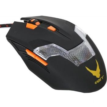 Omega OM0266 Mouse gaming 800-1200-2400 6D+Mouse pad [43255]
