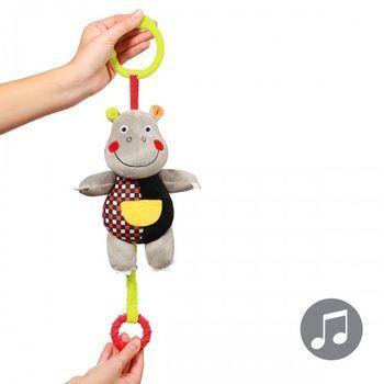 купить BabyOno C-More игрушка музыкальная Hippo Albert в Кишинёве